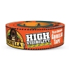 Gorilla High Visibility Blazing  Orange Tape