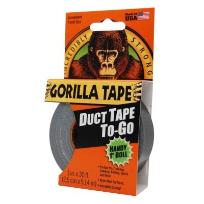 Gorilla Duct tape to go